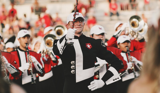 Marching band more than just performance
