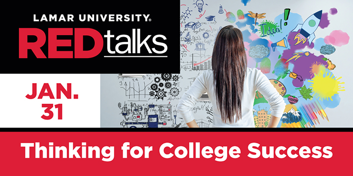 RedTalks - Thinking for College Success