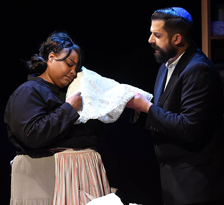 BCP's 'Intimate Apparel' conceals lovers' secrets