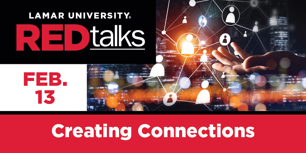 REDtalks to address creating connections