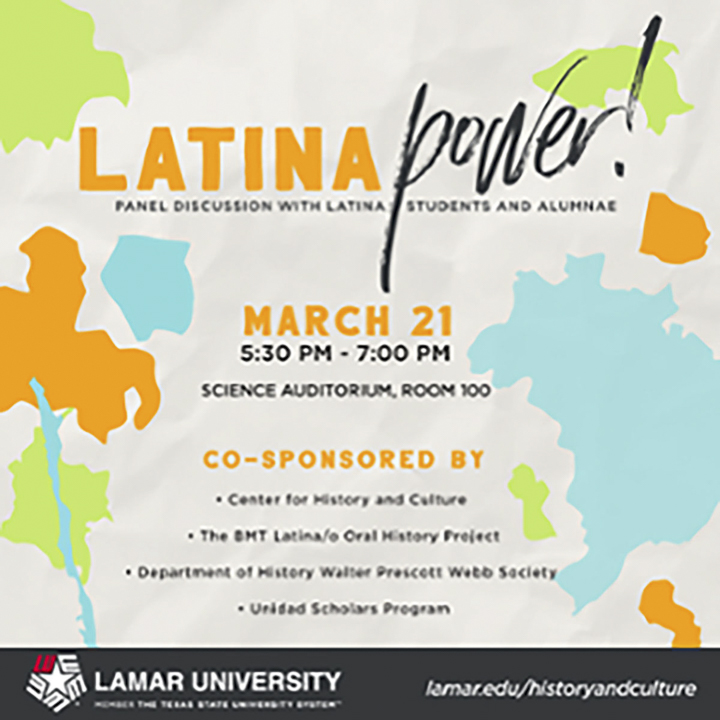 Latina Power Panel set for today