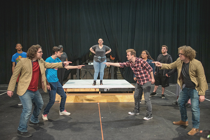 BCP to open play 'Comedy of Errors,' March 21