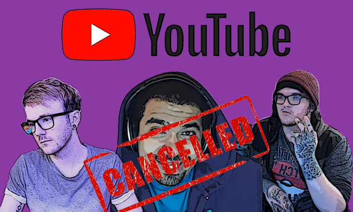 YouTube hero falls from grace after scandal