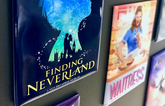 Lutcher Theater to present 'Finding Neverland,' April 12