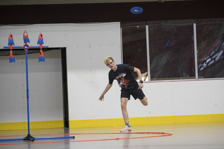 Competition, fun on offer in Rec Center