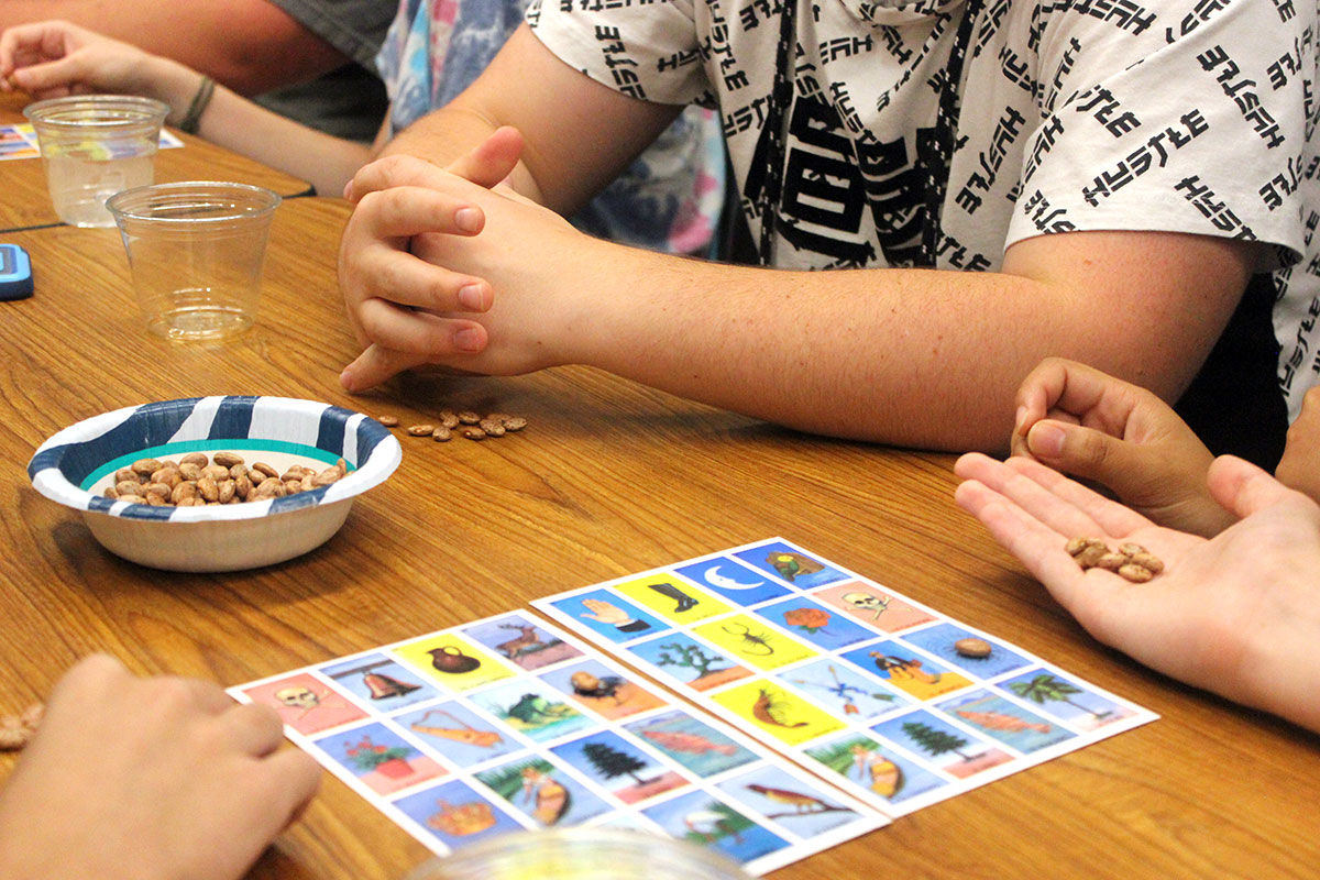 Loteria event shares Latinx culture