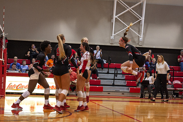 Lady Cardinals volleyball rout Nicholls