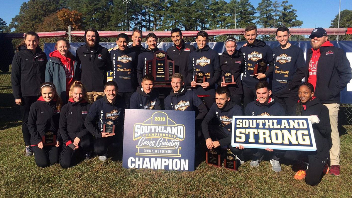 Cardinal x-country wins 17th SLC title