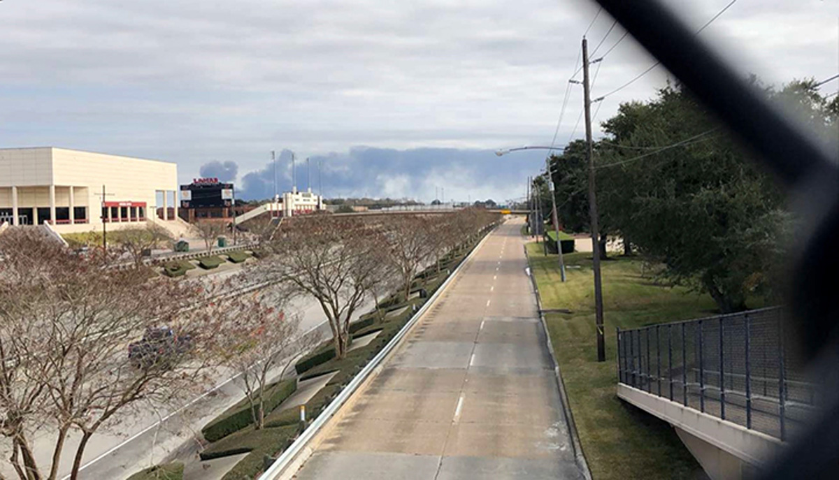 Parents' Perspective on Explosion Close to Lamar