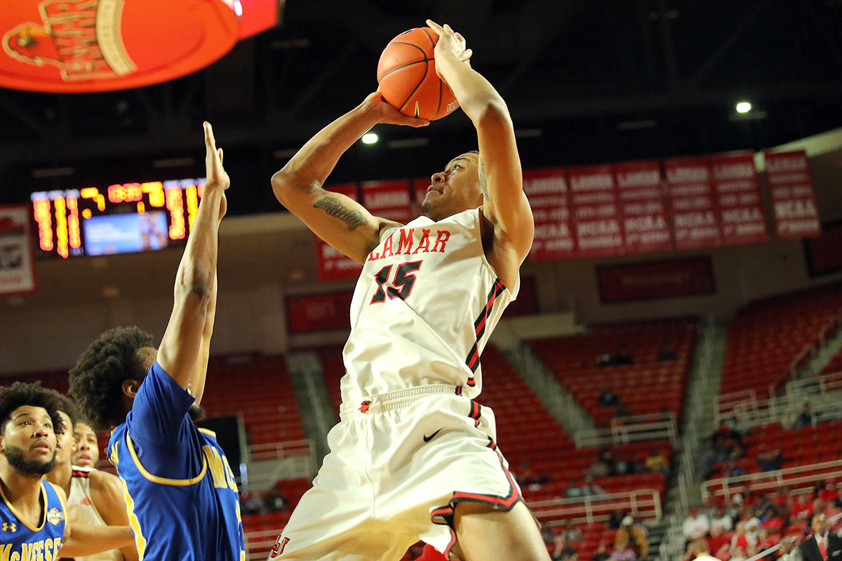 Cards close regular season with loss to McNeese