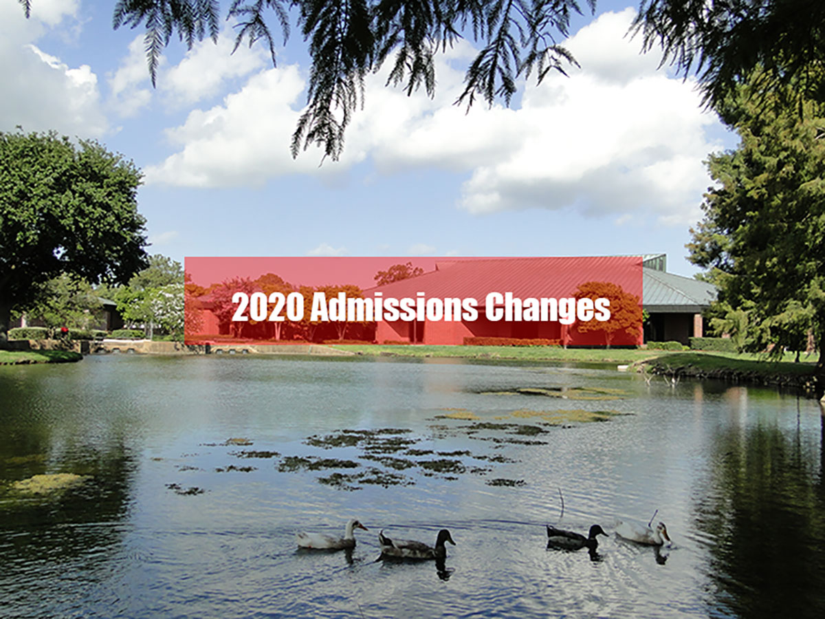LU revises admissions policies for summer, fall