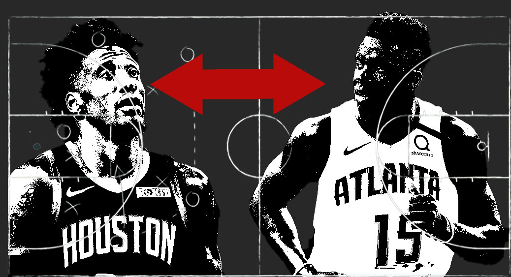 Rockets' trade aims for the small ball