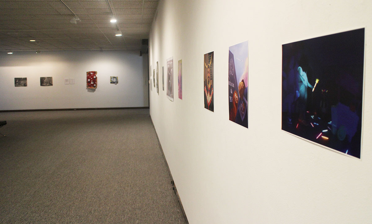 Dishman hosts 'Confined Creativity' exhibit through Nov. 28