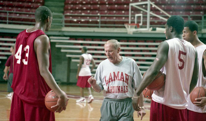 Billy Tubbs, iconic LU basketball coach, dies at 85