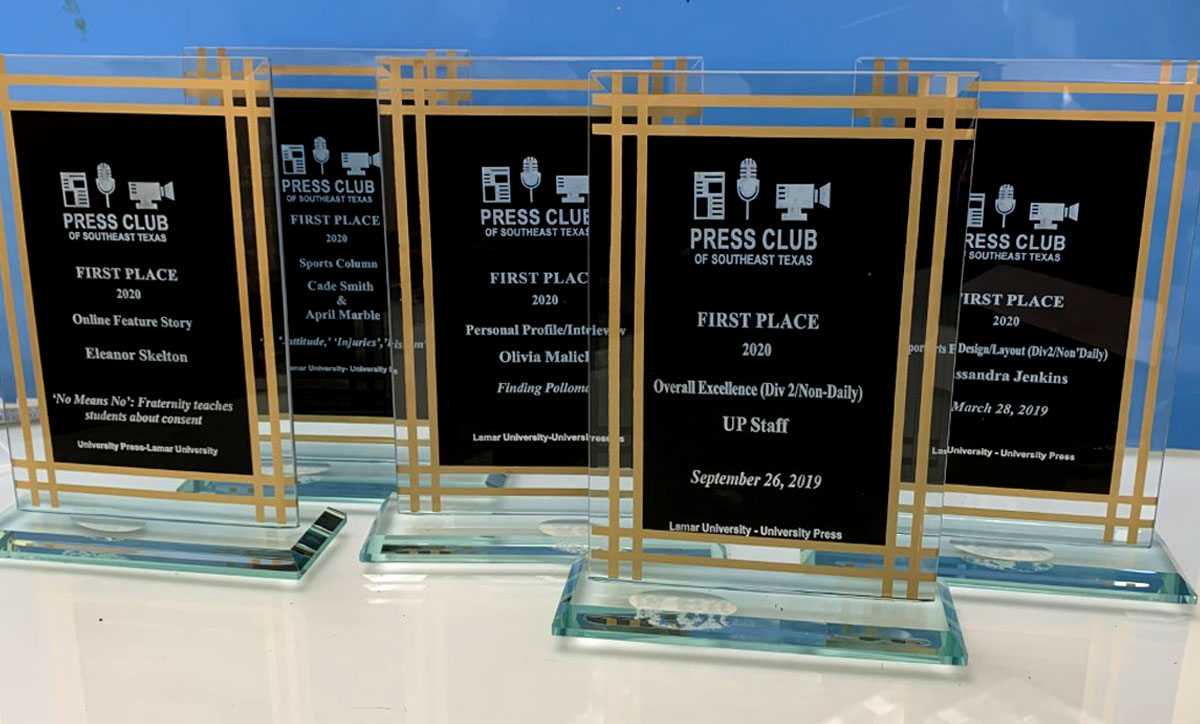 University Press named best non-daily at Press Club