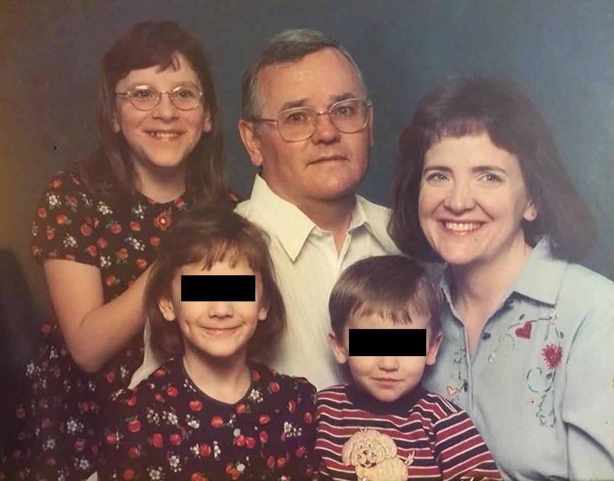 Eleanor Skelton's family