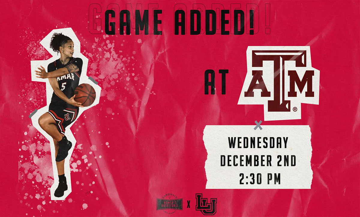 WBB adds rematch at Aggies