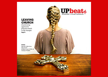 UPbeat magazine cover