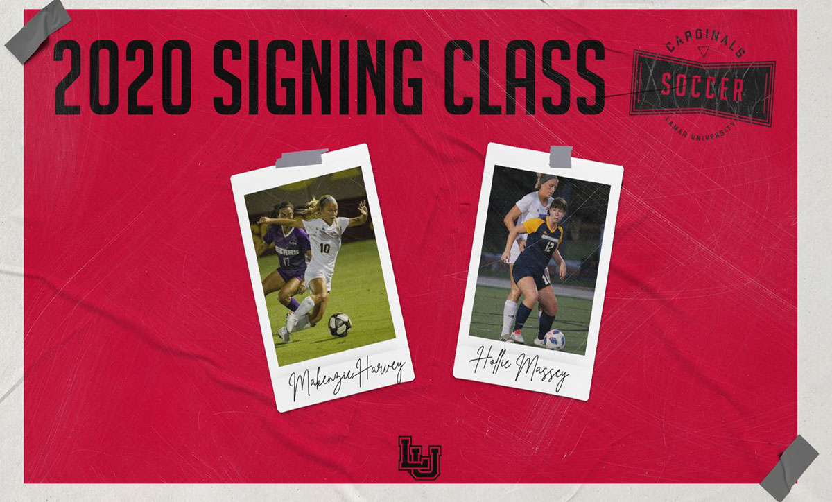 Soccer Adds Two for 2020-21 Season
